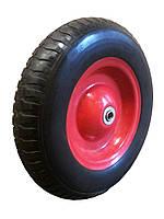 Колесо из пенополиуретана  3.50-8 ось 16 мм, 20135016