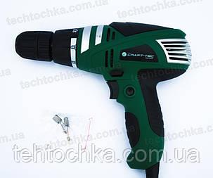 Электрошуруповерт Craft-tec PXSD - 102, фото 2