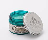 Помада для волос на водной основе MANLY CRYSTAL POMADE, 120 мл
