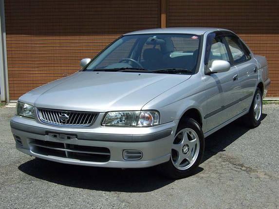 Лобовое стекло на Nissan Sunny B15/Sentra (2000-2006), Samsung SM3 (Седан) (2002-), фото 2