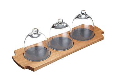 Поднос для сервировки закусок Artesa