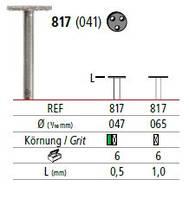 Алмазный диск для разрезания коронок FG турбина