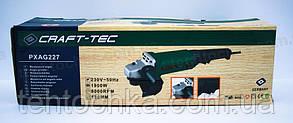 Болгарка CRAFT-TEC PXAG 227, фото 2