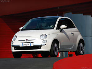 Фиат 500 / Fiat 500 (Хетчбек) (2007-)
