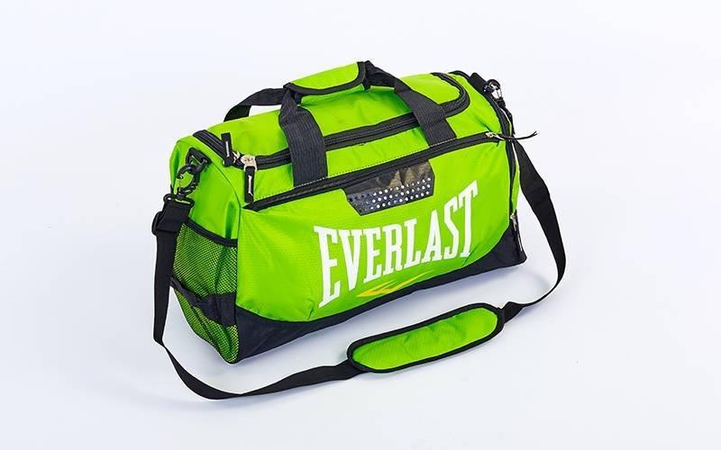 bfe5bd38dd42 Сумка для спортзала EVERLAST GA-5677 (зеленый, реплика) - UNICUMSHOP -  интернет