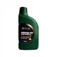 Моторное масло Оригинал MOBIS Premium DPF Diesel 5W-30 1л
