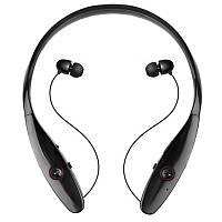 Bluetooth гарнитура LG HBS900 Черная вакуумная с технологией aptx