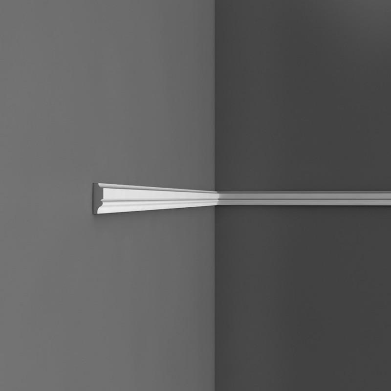 Молдинг Orac Decor PX116, 200 x 3.1 x 1 cm
