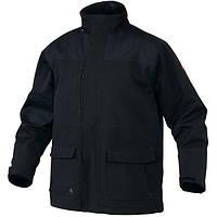 Куртка Delta Plus Milton XXXL черная