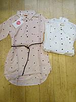 Рубашка-туника для девочки.  Размеры: 98,104, фото 1