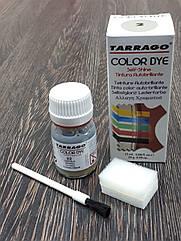 Краситель для гладкой кожи и текстиля Tarrago Color Dye 25 мл цвет бледно серый (02)