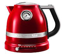 Электрический Чайник Artisan 1,5 л красный karmelek