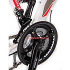 Горный велосипед Crosser Fox 26 дюймов белый, фото 4