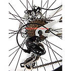 Горный велосипед Crosser Fox 26 дюймов белый, фото 5