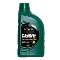 Моторное масло Оригинал MOBIS Premium LS Diesel 5W-30 1л