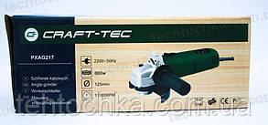 Болгарка CRAFT - TEC PXAG 217, фото 2