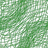 Декоративная Панель Silk зеленый