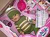 Пупс Baby Born мальчик в зеленой одежде