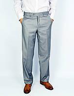 Светло-серые мужские брюки классические VIK VLADIS, фото 1