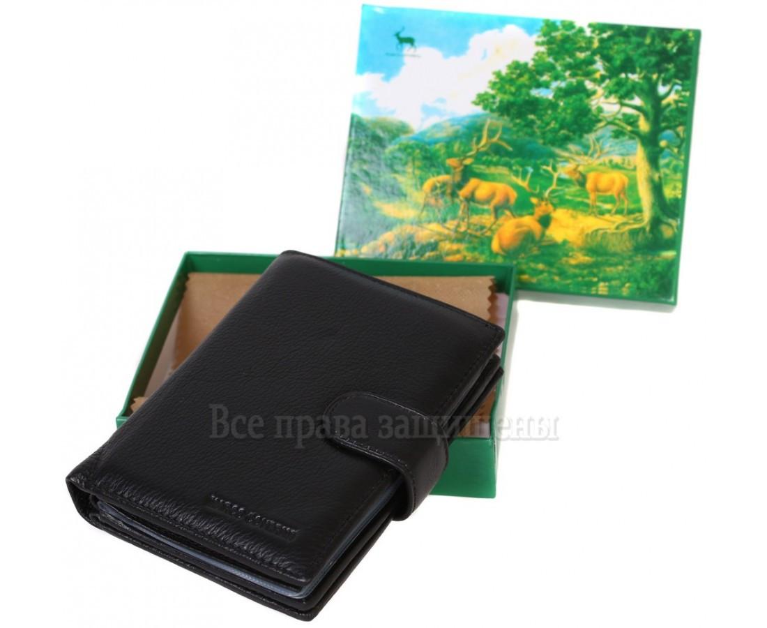 1f7afb2b0399 Кожаное портмоне двойного сложения Marco Coverna MC-2090-1 -  интернет-магазин
