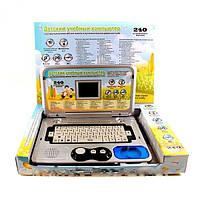 Детский ноутбук MD8860 3 языка,Сенсорный цветной экран USB, MP3 Модель 2017 года