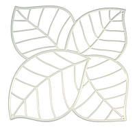 Декоративная Панель Leaf, 4 шт. белый