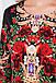 GLEM Jewelry rose платье Алика-Б д/р, фото 3
