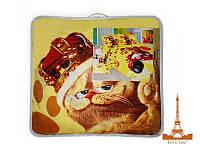 Комплект полуторный детский  Love you одеяло + постельное белье Гарфилд