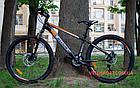 Горный велосипед Crosser Force 26 дюйма черный, фото 2
