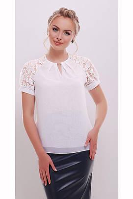 блуза GLEM блуза Ильва к/р