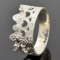 Кольцо-корона в Украине. Сравнить цены 8606c0465308e