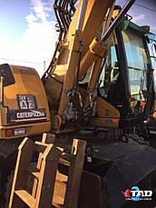 Колёсный экскаватор Caterpillar M315C (2007 г), фото 3