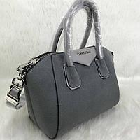 Серо-коричневая сумочка Givenchy! замша натуральная!!!