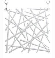 Декоративна Панель Stixx білий