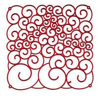 Декоративна Панель Amadeus червоний