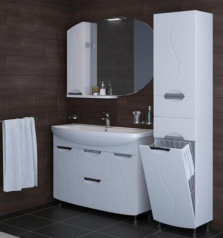 Пеналы , полупеналы , навесные шкафы для ванной комнаты
