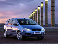 Ford C-MAX / Focus C-MAX / Форд Си Макс / Фокус Си Макс (Минивен) (2003-2010)