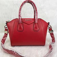 Красная сумочка Givenchy! КОЖА!!!