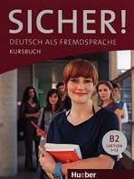 Sicher! B2: Kursbuch +Arbeitsbuch + CD zum Arbeitsbuch