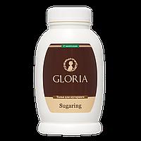 Тальк для шугаринга GLORIA 90г с ментолом