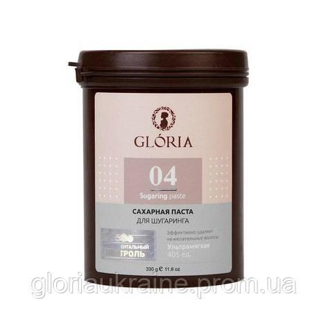 Паста для шугаринга GLORIA ультра-мягкая 0,33 кг, фото 2