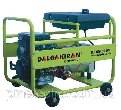 Генератор бензиновый Dalgakiran DJ 100 BS-TE