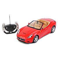 Машинка Rastar Ferrari California 1:12 красная В НАЛИЧИИ
