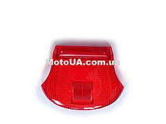 Скло стоп-сигналу SUZUKI LETS (червоне)