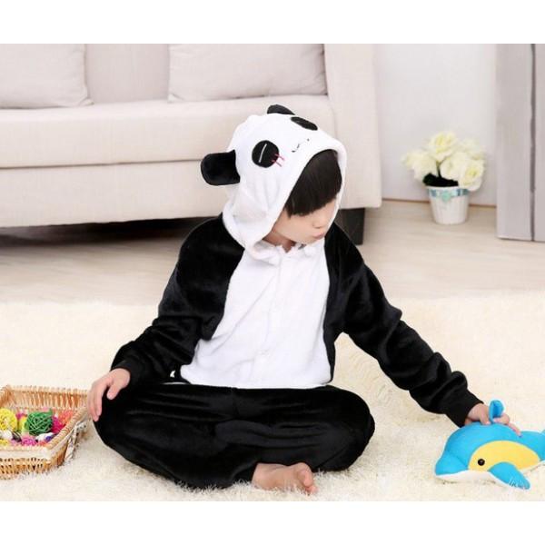7db0ba363 Детская пижама кигуруми панда 110 - Интернет-магазин