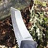 Нож тактический Grand Way 10535 (черное лезвие), фото 4