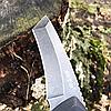 Нож тактический Grand Way 10535 (черное лезвие), фото 3