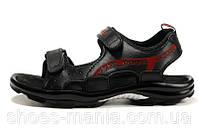 Босоножки мужские Adidas 2014  черные, фото 1