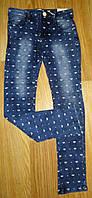 Джеггинсы для девочек под джинс оптом, Grace, 116-146 см, № G70742