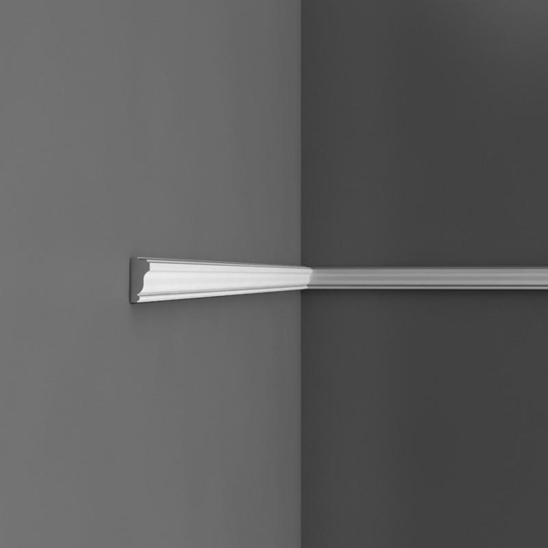 Молдинг Orac Decor PX117, 200 x 3.5 x 1.5 cm